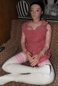 Blow Up Dolls After Stuffing