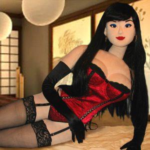TB-C1 Plush Doll akiko_d_1